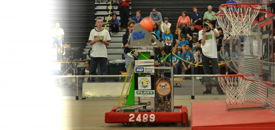 Our Robot2012 Rebound Rumble